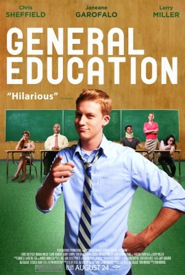 General Education movie poster (2012) poster MOV_46ab4912