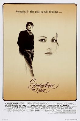 Somewhere in Time movie poster (1980) poster MOV_46ada281