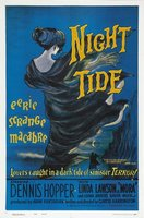 Night Tide movie poster (1961) picture MOV_46b94f1f