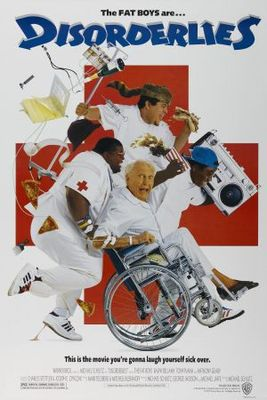 Disorderlies movie poster (1987) poster MOV_46ba7c15