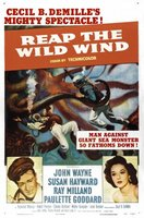 Reap the Wild Wind movie poster (1942) picture MOV_46c358e8
