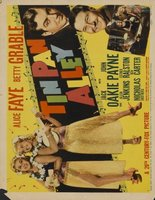 Tin Pan Alley movie poster (1940) picture MOV_46c7a6ac