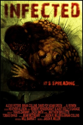 Infected movie poster (2011) poster MOV_46c7f3f6