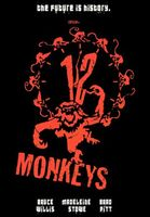 Twelve Monkeys movie poster (1995) picture MOV_46c91eae