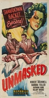 Unmasked movie poster (1950) picture MOV_46cdf53d