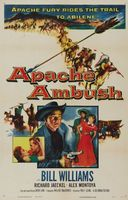 Apache Ambush movie poster (1955) picture MOV_32b9893f