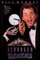 Scrooged movie poster (1988) picture MOV_46da70ca