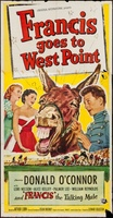 Francis Goes to West Point movie poster (1952) picture MOV_46dd6b10
