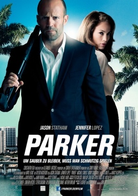 Parker movie poster (2013) poster MOV_46df39f4
