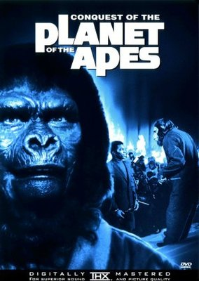 Conquest of the Planet of the Apes movie poster (1972) poster MOV_46e7c5cb
