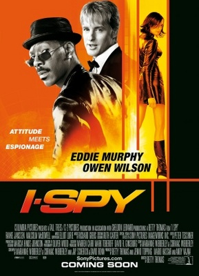 I Spy movie poster (2002) poster MOV_46e908b7