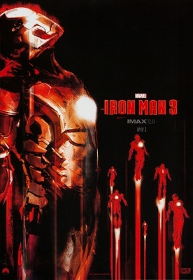 Iron Man 3 movie poster (2013) poster MOV_46ea355e