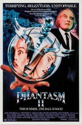Phantasm II movie poster (1988) poster MOV_46fbecc4