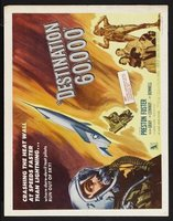 Destination 60,000 movie poster (1957) picture MOV_46fcc0e8