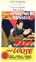 Fast and Loose movie poster (1939) picture MOV_47003531