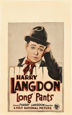 Long Pants movie poster (1927) poster MOV_47030804