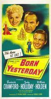 Born Yesterday movie poster (1950) picture MOV_47058cce