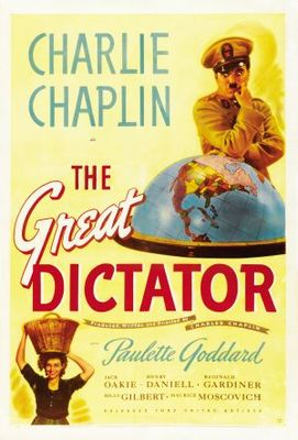 The Great Dictator movie poster (1940) poster MOV_47066b8f