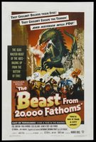The Beast from 20,000 Fathoms movie poster (1953) picture MOV_470935f0