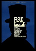 Freud movie poster (1962) picture MOV_470b9c6e