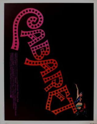 Cabaret movie poster (1972) poster MOV_470e7606