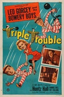 Triple Trouble movie poster (1950) picture MOV_470f3f28