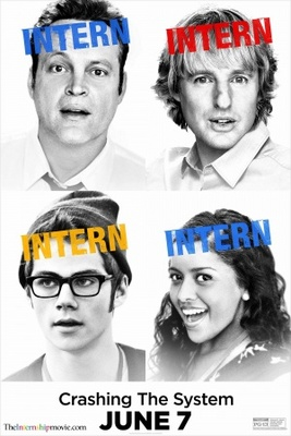 The Internship movie poster (2013) poster MOV_4711f0da