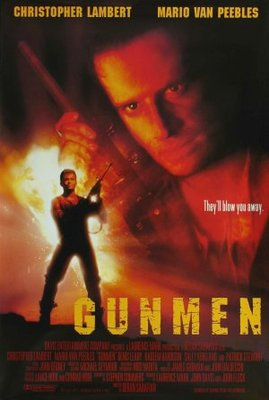 Gunmen movie poster (1994) poster MOV_471204c2