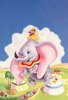 Dumbo movie poster (1941) picture MOV_471a9ab9