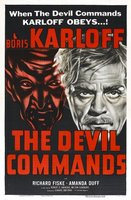 The Devil Commands movie poster (1941) picture MOV_47271b05
