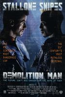 Demolition Man movie poster (1993) picture MOV_472b309d