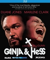 Ganja & Hess movie poster (1973) picture MOV_472dcaec