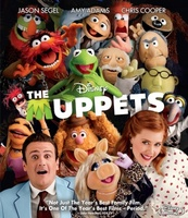 The Muppets movie poster (2011) picture MOV_472e87b9
