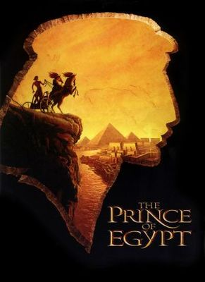 The Prince of Egypt movie poster (1998) poster MOV_47382eaa