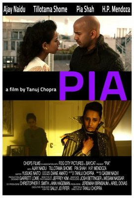 Pia movie poster (2010) poster MOV_4739d4b6