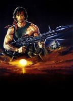 Rambo: First Blood Part II movie poster (1985) picture MOV_473e6aa8