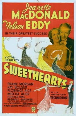 Sweethearts movie poster (1938) poster MOV_4741e3ad