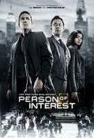 Person of Interest movie poster (2011) picture MOV_4745b3a0