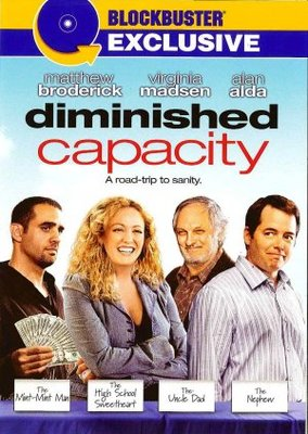 Diminished Capacity movie poster (2008) poster MOV_474ef92b