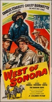 West of Sonora movie poster (1948) picture MOV_475537d1