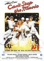 Can't Stop the Music movie poster (1980) picture MOV_47558893