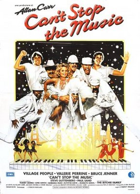 Can't Stop the Music movie poster (1980) poster MOV_47558893