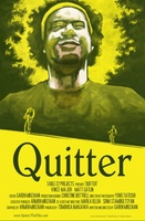 Quitter movie poster (2011) picture MOV_475a086c