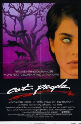 Cat People movie poster (1982) poster MOV_475c255e