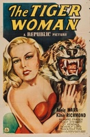 The Tiger Woman movie poster (1945) picture MOV_ca575f47