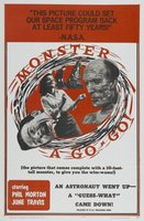 Monster A Go-Go movie poster (1965) picture MOV_47602353