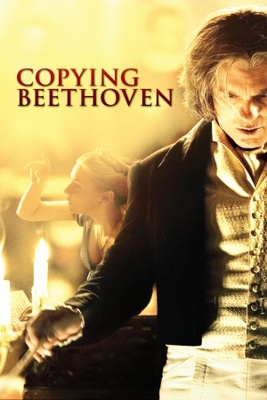 Copying Beethoven movie poster (2006) poster MOV_4762b45a