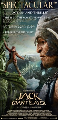 Jack the Giant Slayer movie poster (2013) poster MOV_47634416