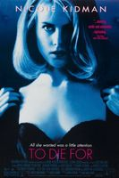 To Die For movie poster (1995) picture MOV_dd168573