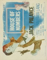House of Numbers movie poster (1957) picture MOV_47671e06